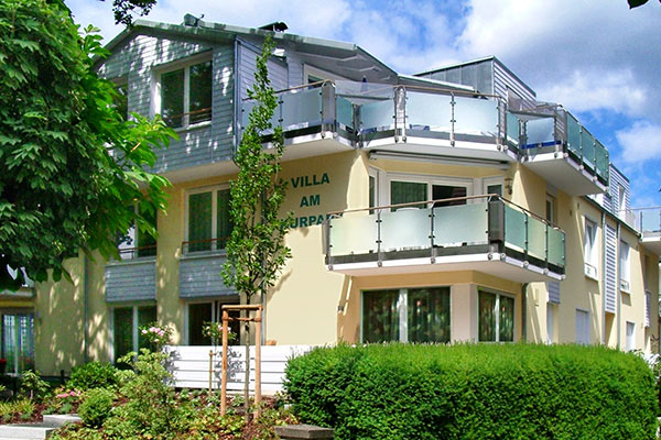 Villa am Kurpark in Binz